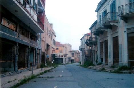 Ruas de Varosha