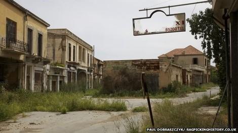 Partes de Famagusta vetadas ao abandono